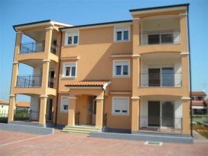 neubau, appartement, Varvari, Kroatien, Vila Riviera immobilien